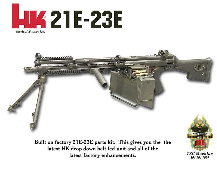 TSC Machine — HK21E-23E-11E