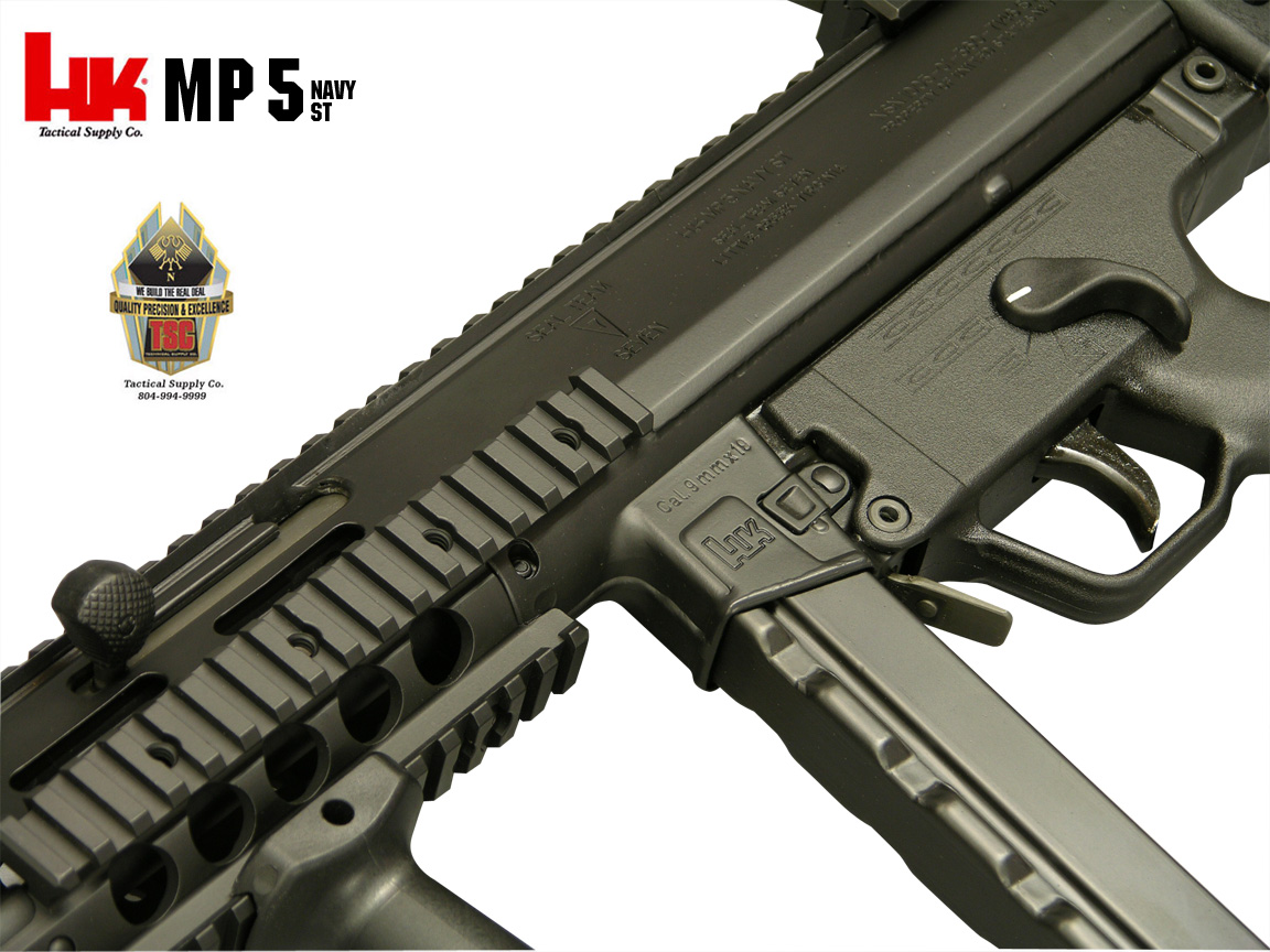 TSC Machine — HK MP5NavyST